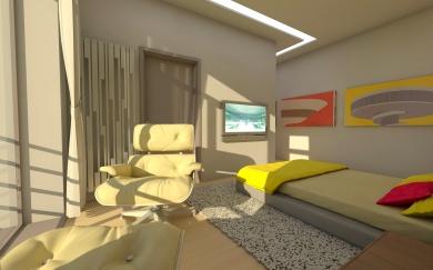 gratia 5.12 - etaj dormitor 14