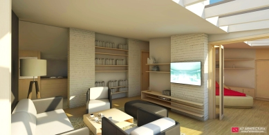 apartament 2 - render 3