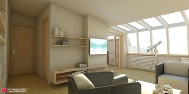 apartament 2 - render 4