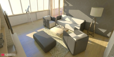 apartament 2 - render 7
