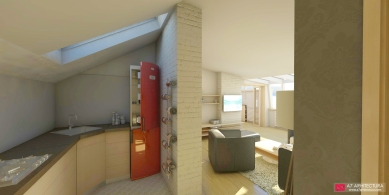 apartament 2 - render 9